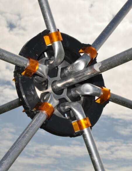 Fibre de verre - 12 mm par 50 pour clôture permanente